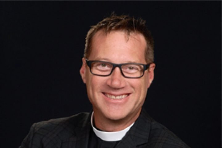 Father Brad Helmuth